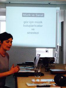 Music and Art with Bilge Evrim Erkin