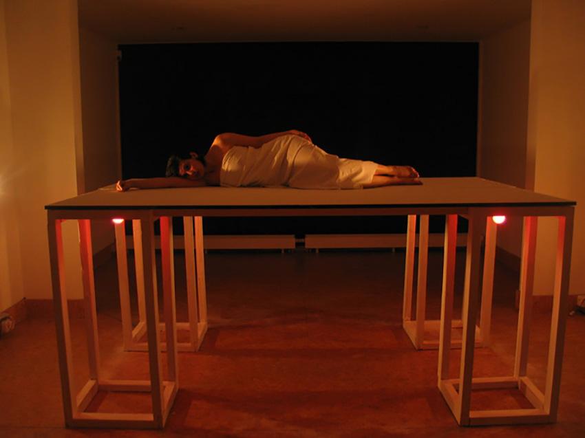 'A Desk of One's Own' <br>Curator: Prof. T. Melih Görgün