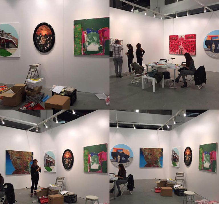 Contemporary Istanbul 2015