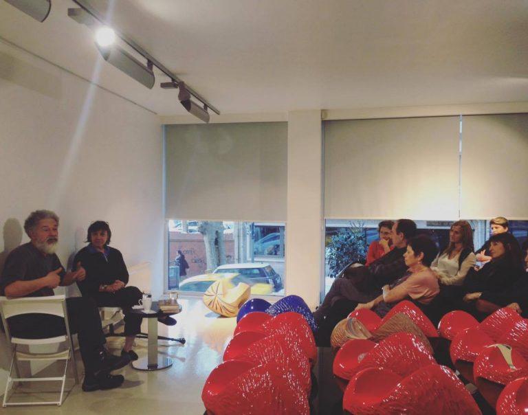 Sabrina Fresko and Emre Zeytinoğlu – Artist Talk