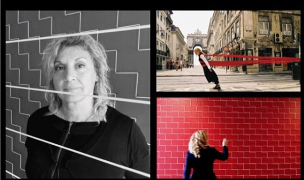 Vessna Perunovich ile Sanatçı Konuşması