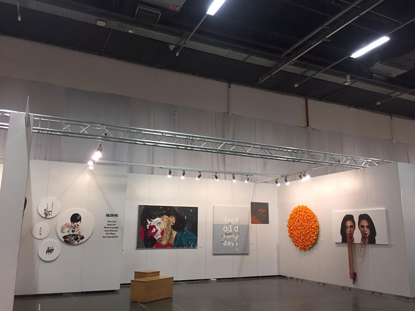 Contemporary Istanbul 2019