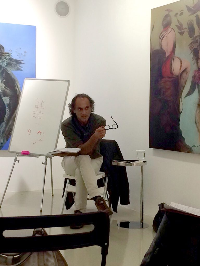 """Seminar: """"Introduction to Mythology and Analysis"""" with Researcher, Writer Ali Canip Olgunlu"""