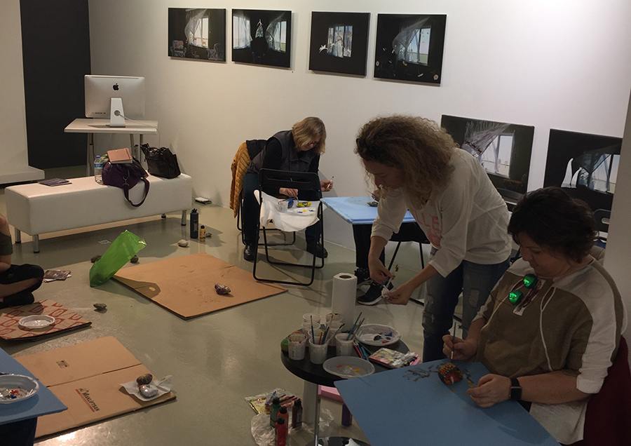 "Workshop: Gül Ilgaz<br>""Healing With Art"""