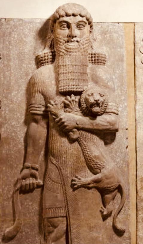 "Seminar: ""Sumerian, Assyrian, Babylon Mythology – Epic of Gilgamesh"" with Tendu Meriç"